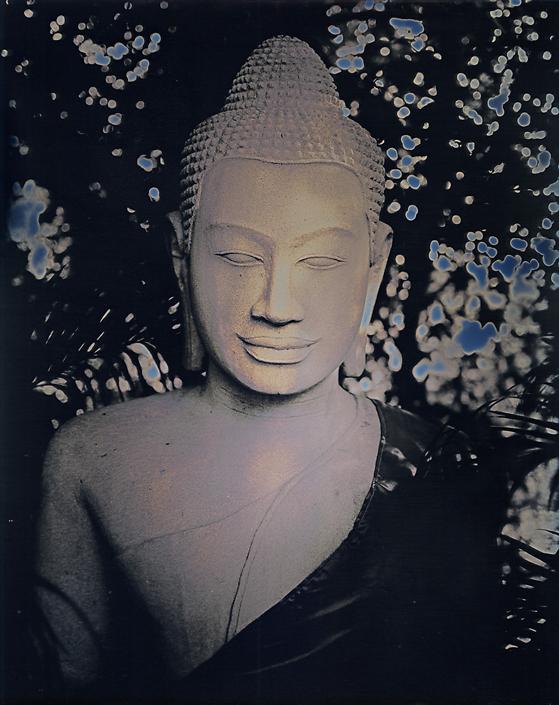 Buddha of Phnom Penh #1