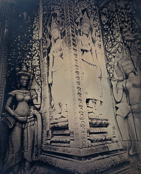 Divinities of Angkor Wat #1