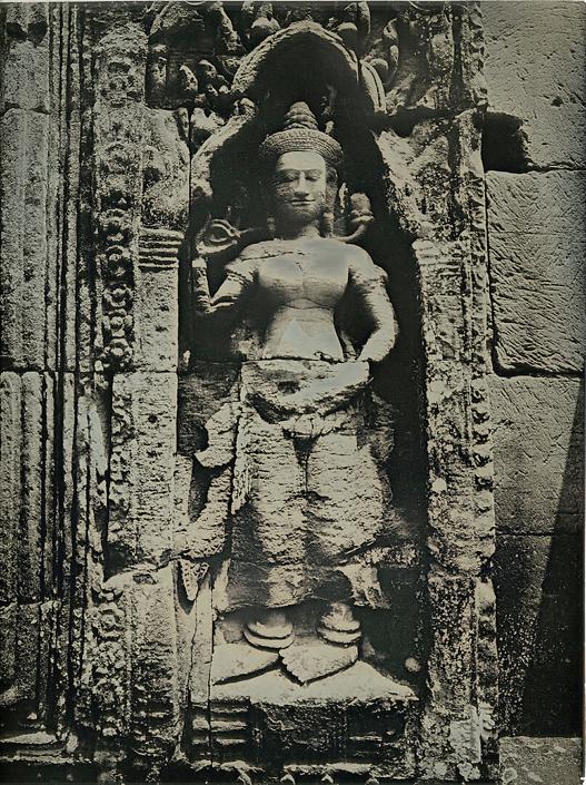 Divinity of Angkor, Angkor Wat Temple, Cambodia