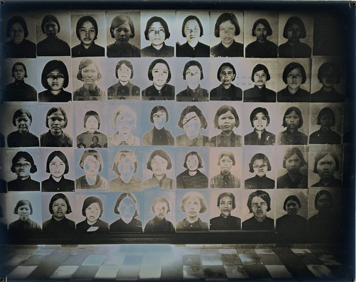 Lambency of Tuol Sleng Genocide Museum #2
