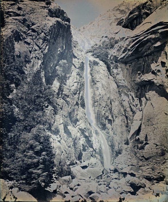 Lower Yosemite Falls, June 20, 2014