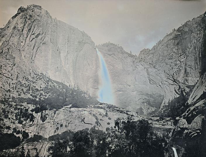 Yosemite Falls, May 19, 2011