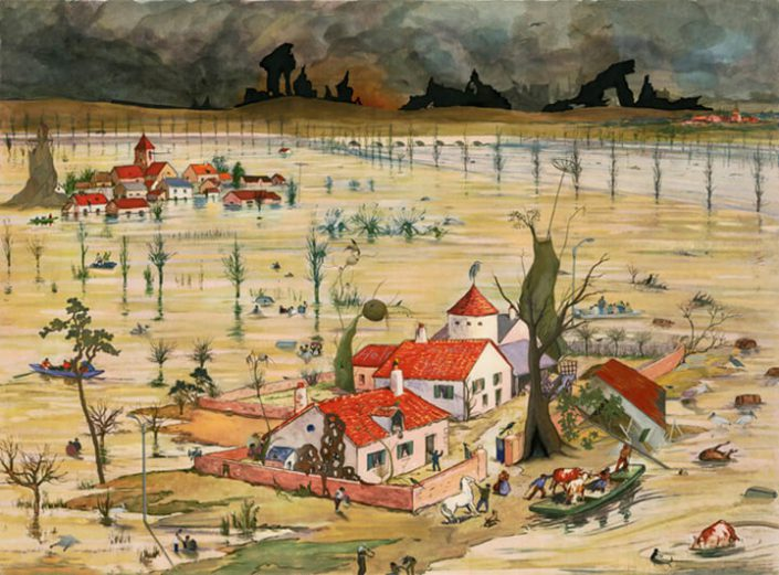 Visual Aides: Katrina