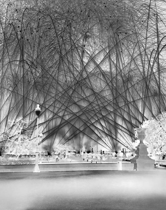Le Fiac I, Jardin des Tuileries