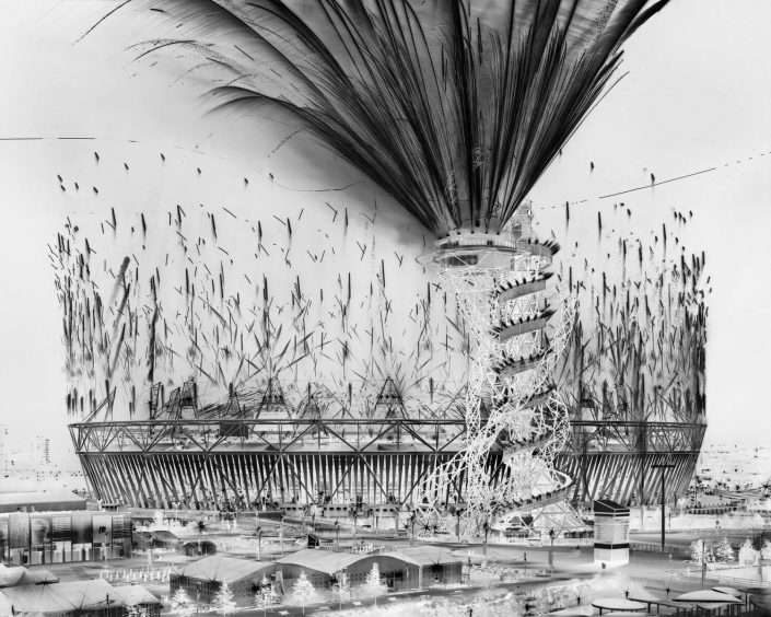 Opening Ceremony I, Olympic Stadium, London