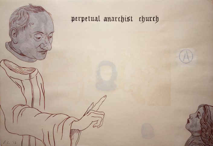 Ghostly Meditations (perpetual anarchist church)