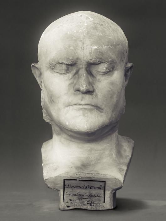 Portrait of a Life-Cast of Dumont d'Urville