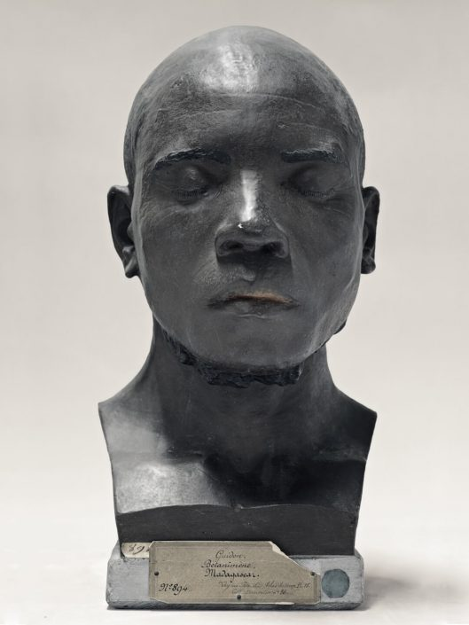 Portrait of Life-Cast of Guidon, Madagascar