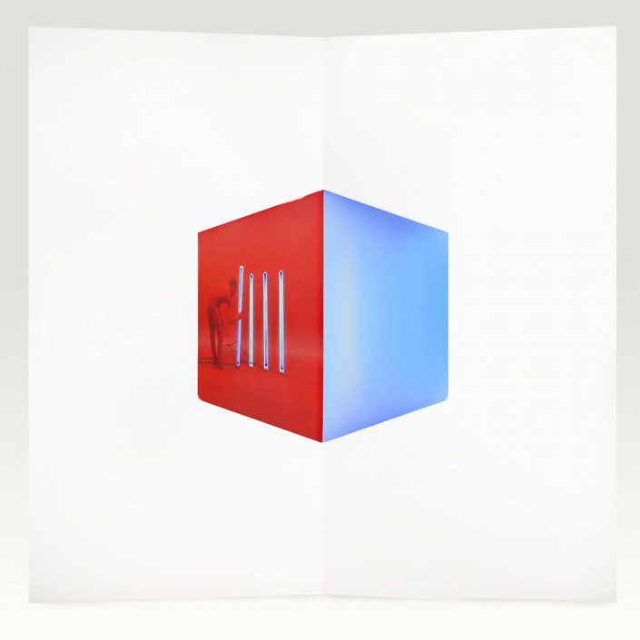 Gregory Scott, Color Movement (Cube)