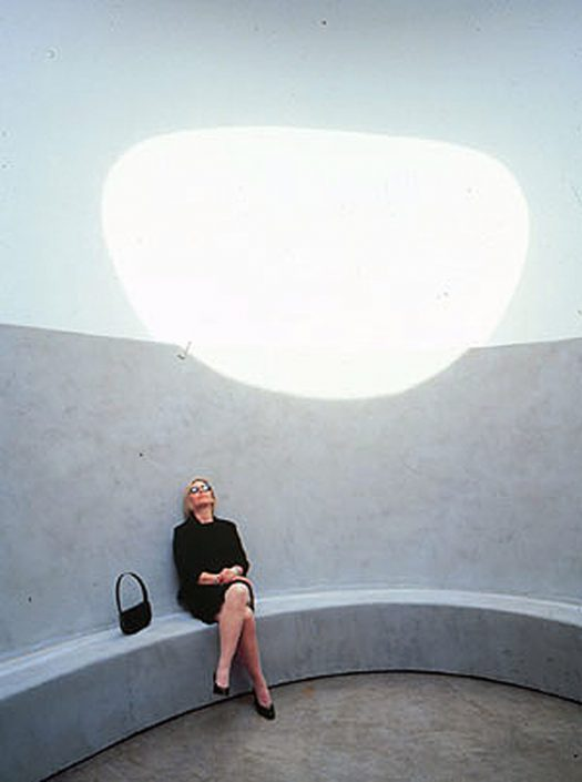 James Turrell - Knight Rise, 2001, Scottsdale Museum of Contemporary Art, Scottsdale, Arizona