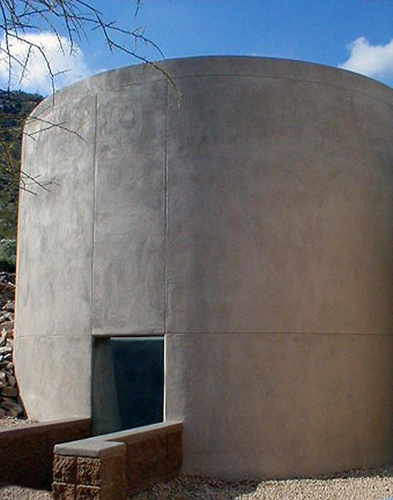 Site Specific, Free-standing Elliptic Skyspace