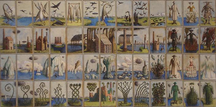 Kartenstapeles (Deck of Cards)