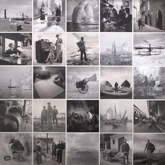 Kahn/Selesnick, The Story of Eisbergreistadt