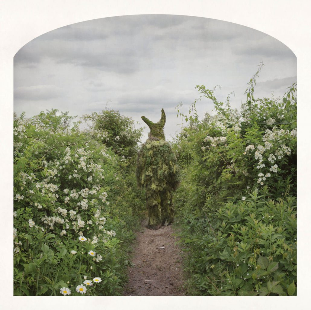 Kahn/Selesnick - On a Flowering Path, 2012, archival digital print, 10 by 10 inches, 24 by 24 inches or 30 by 30 inches