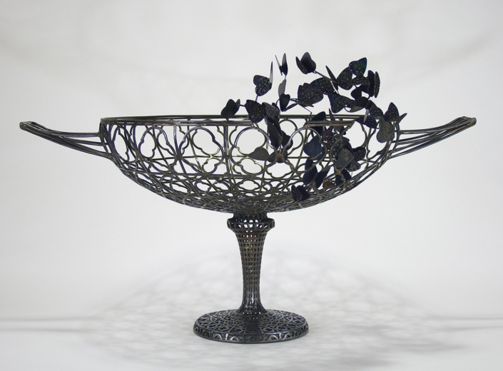 Basin with Butterflies (SOLD)