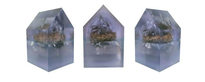 Ghost Dwelling 1 (SOLD)(3 angles shown - 1 house)