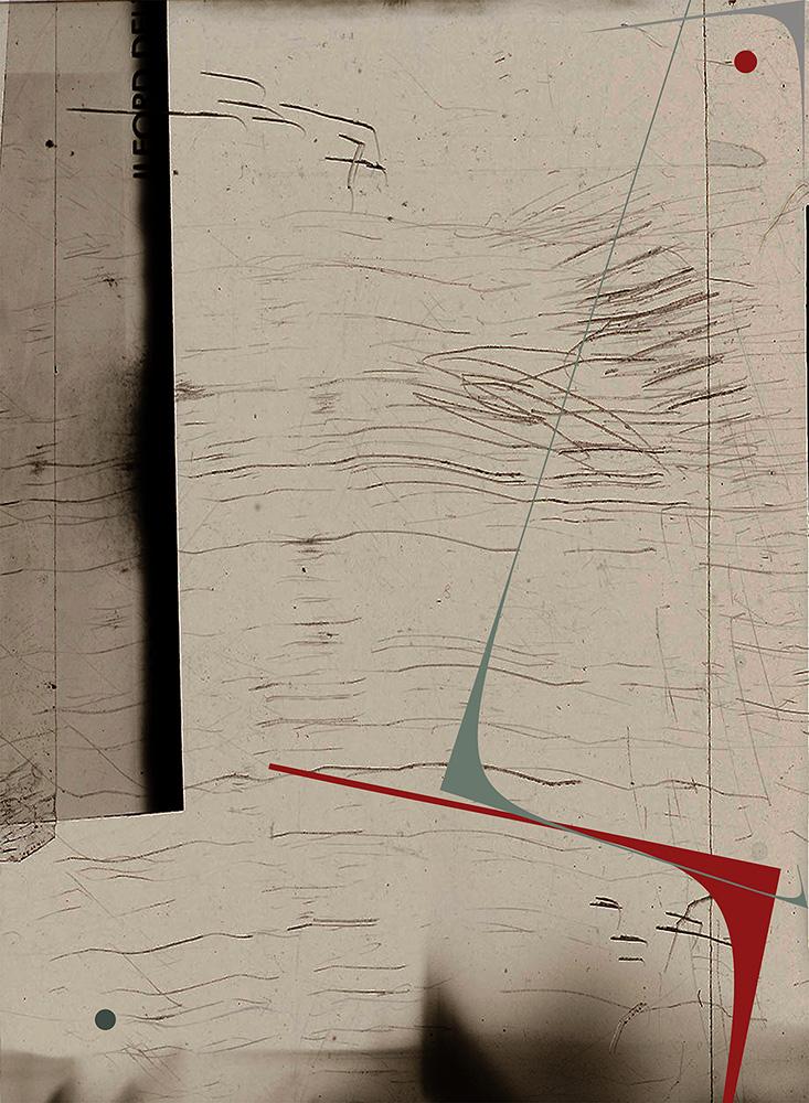 Luis González Palma - Haiku 1, 2018, chromaluxe print, 29.5 by 21.5 inches, edition of 7