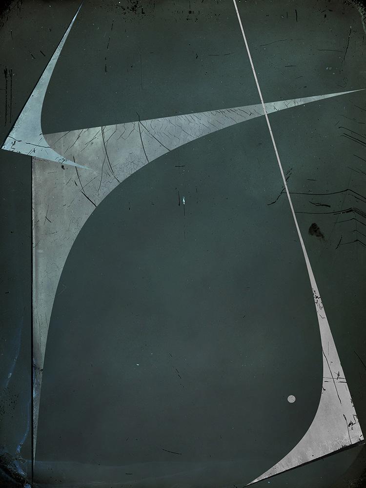 Luis González Palma - Haiku 11, 2018, chromaluxe print, 17.625 by 13.25 inches, edition of 7