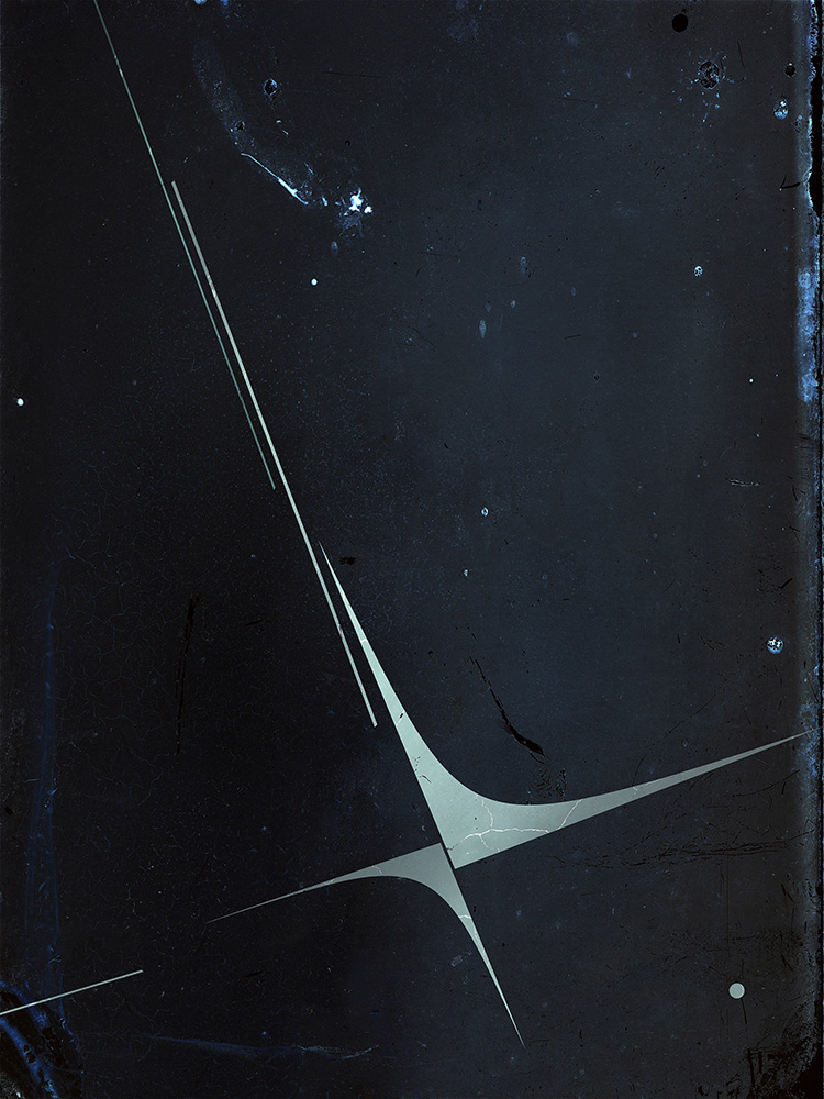 Luis González Palma - Haiku 12, 2018, chromaluxe print, 17.625 by 13.25 inches, edition of 7
