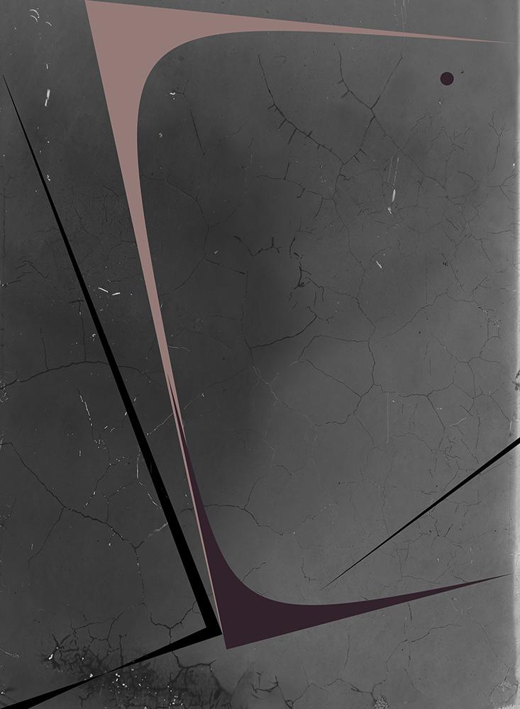 Luis González Palma - Hiaku 3, 2018, chromaluxe print, 29.5 by 21.5 inches, edition of 7