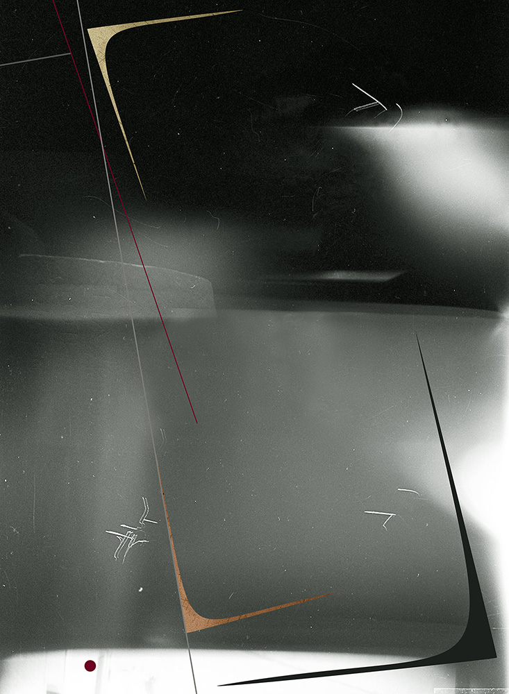 Luis González Palma - Haiku 5, 2018, chromaluxe print, 29.5 by 21.5 inches, edition of 7
