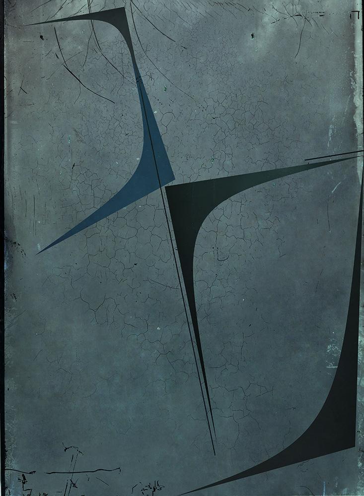 Luis González Palma - Haiku 6, 2018, chromaluxe print, 29.5 by 21.5 inches, edition of 7