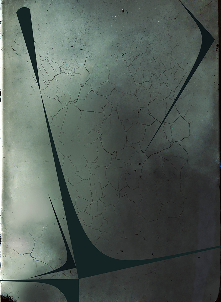 Luis González Palma - Haiku 9, 2018, chromaluxe print, 29.5 by 21.5 inches, edition of 7