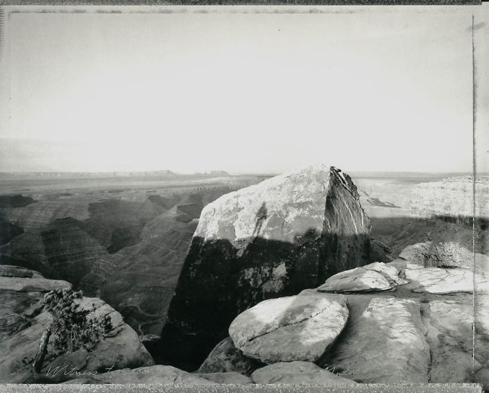 Witness to Sunrise, Muley Point, Utah, 5/24/88