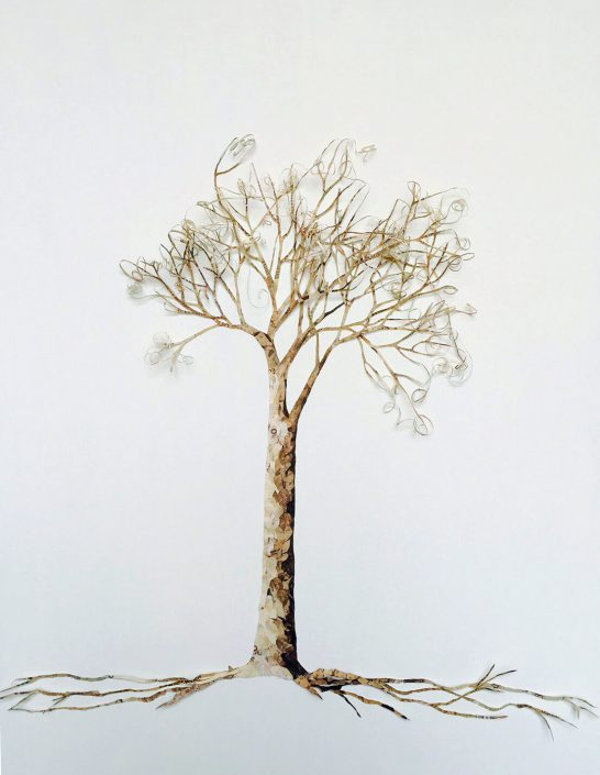 Maximo Gonzalez, Curly Tree (SOLD)