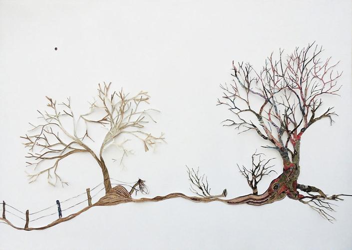 Yo Era Ese Arbol (I Was That Tree)(SOLD)