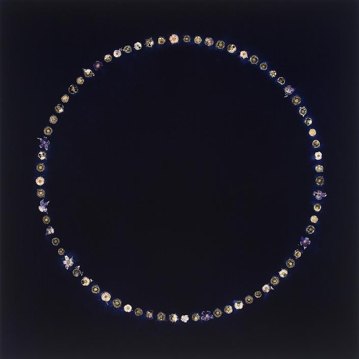 "Mayme Kratz - ""Circle Dream 72"""