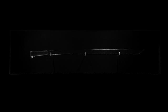 Machete: Antonio Maceo (detail)