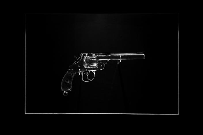 Revolver: Calixto Garcia Iniguez (detail)