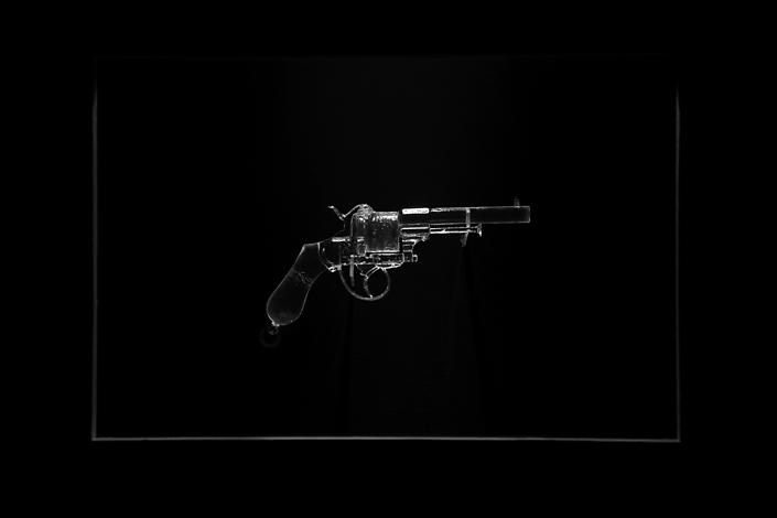 Revolver: Carlos Manuel de Cespedes (detail)