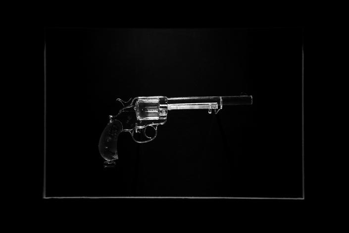 Revolver: Jose Marti (detail)