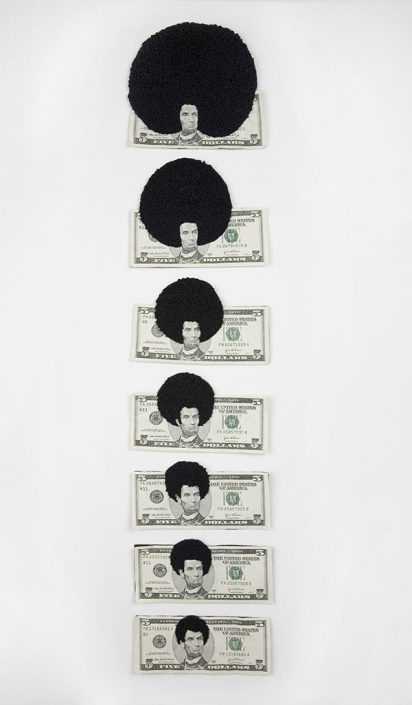 Afro Abe Progression (SOLD)