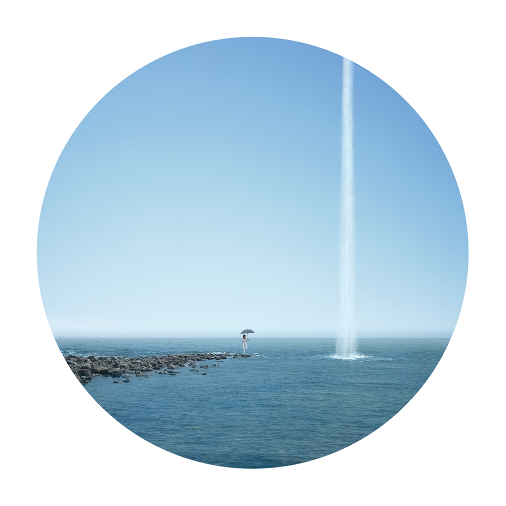 Liu Xiaofang - I Remember II - 01(SOLD), 2012, pigment print, 33 by 33 inches
