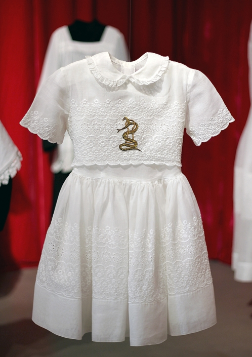 Trina McKillen - The Children (Communion Dress)