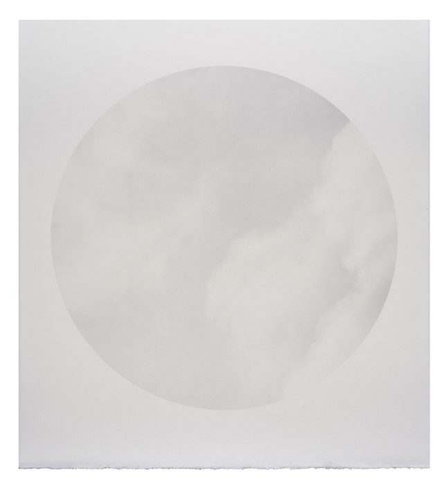 Marie Navarre - breath, 2020, archival digital print on Surface Gampi, Rives BFK, 27.25 by 24.75 inches unframed