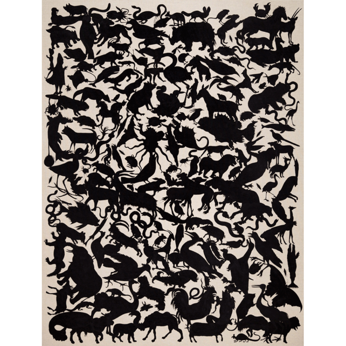 Carrie Marill - Birds and Beasts, 2020, pigment print, 22 x 17 inches, edition of 10, $800 unframed