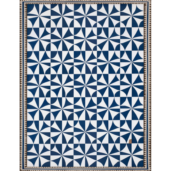 Carrie Marill - Blue and White Matisse, 2020, pigment print, 20 x 16 inches, edition of 10, $800 unframed