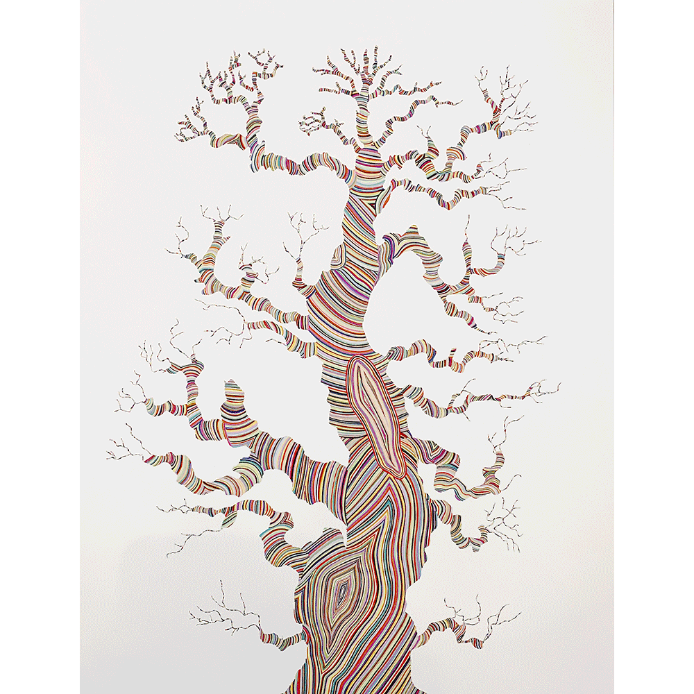 Carrie Marill - Growth, 2020, pigment print, 21.5 x 16.5 inches, edition of 10, $800 unframed