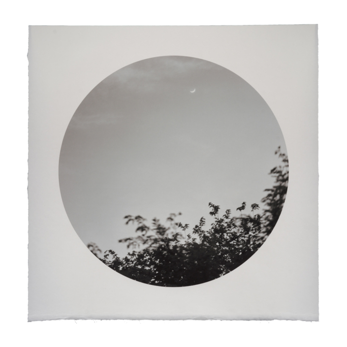 Marie Navarre - find us soon, 2020, archival digital print on Surface Gampi, Rives BFK, 25.5 x 25 inches unframed